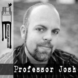 Headshot Josh Murdock